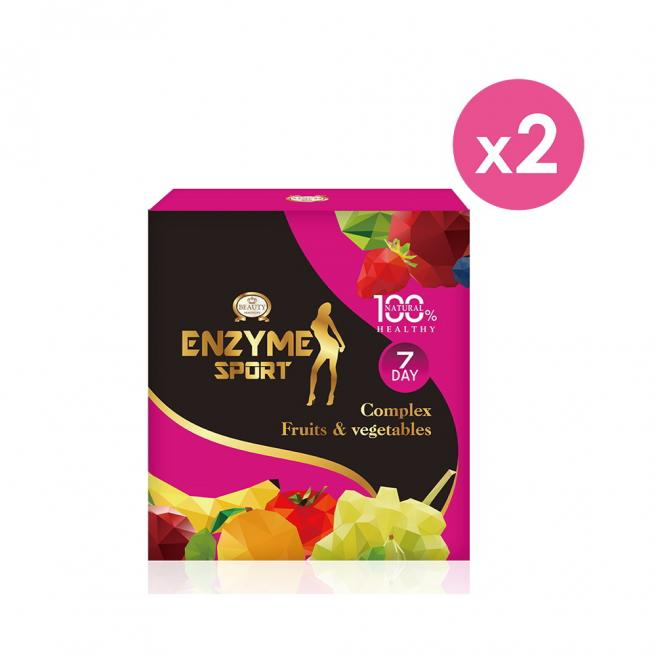 【Beautyshop】SPORT Animate Enzyme X2(Patent 136 kinds of Fruit and Veggie Enzymes can boost metabolism)