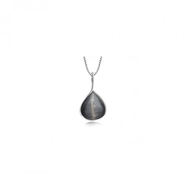 【FALAIYA x LA BELLE VIE】Pear shaped necklace_DF0002ocg