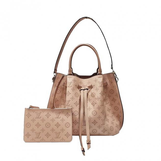 【Louis Vuitton】Limited calf leather bundle bag